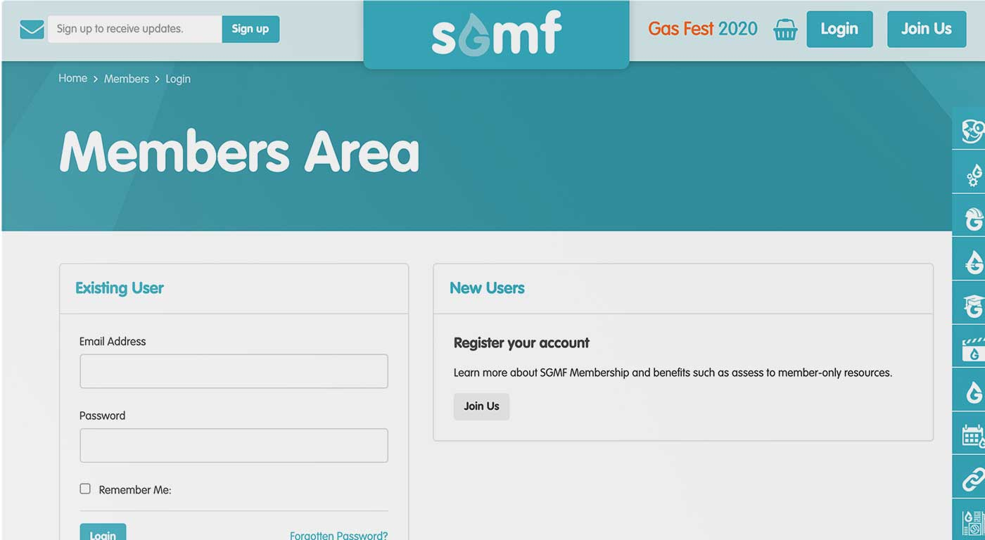 The Society for Gas as a Marine Fuel (SGMF)